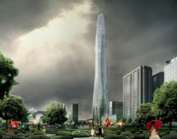 CTF Tianjin Tower,