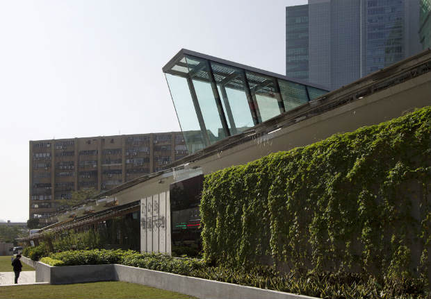 10 - ZCB Zero Carbon Building - Courtesy of Ronald Lu and Partners