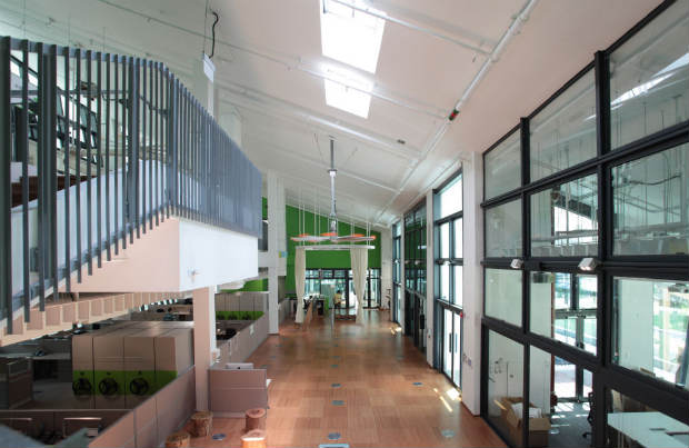 11 - ZCB Zero Carbon Building - Courtesy of Ronald Lu and Partners