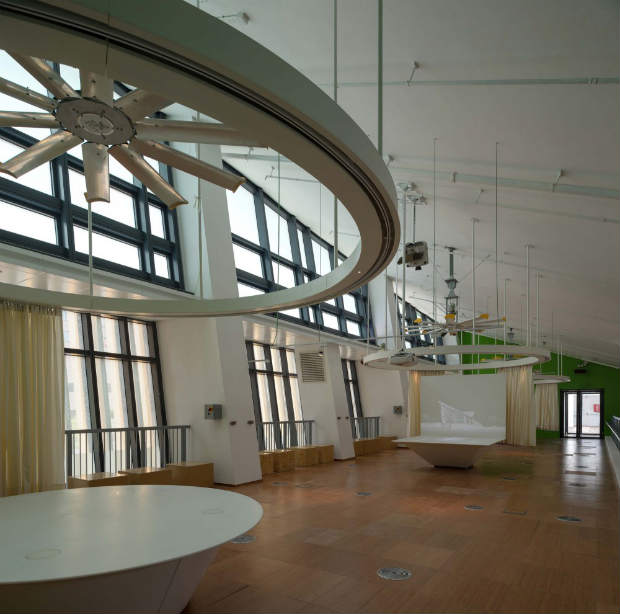 2 - ZCB Zero Carbon Building - Courtesy of Ronald Lu and Partners