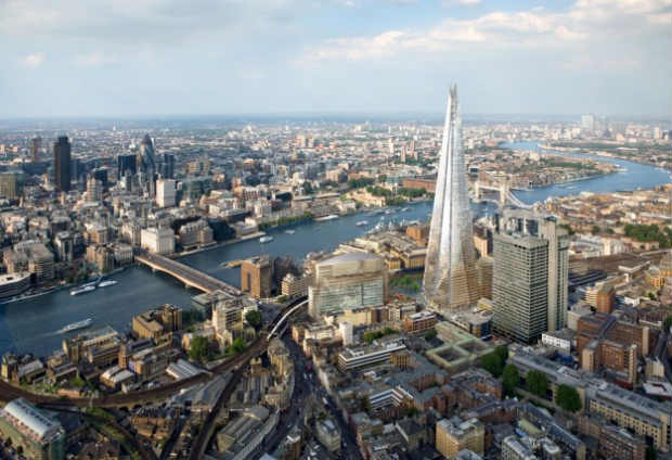 Londra tra le 10 smart cities d Europa