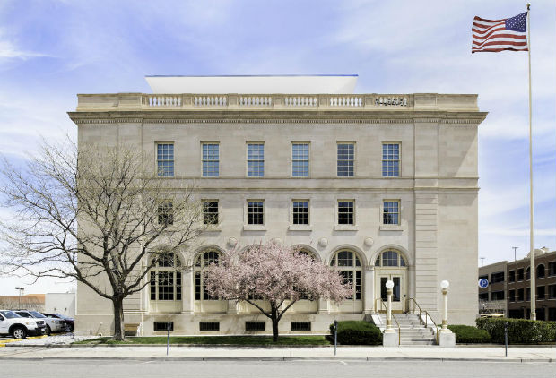 5 Wayne N. Aspinall Federal Building and U.S. Courthouse - Grand Junction Colorado