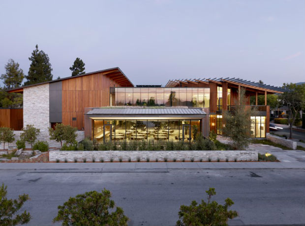 7 David and Lucile Packard Foundation Headquarters – EHDD - Los Altos, CaliforniaJohn and Frances Angelos Law Center - Baltimore Maryland