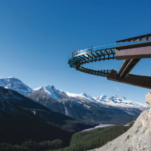 1 Glacier Skywalk