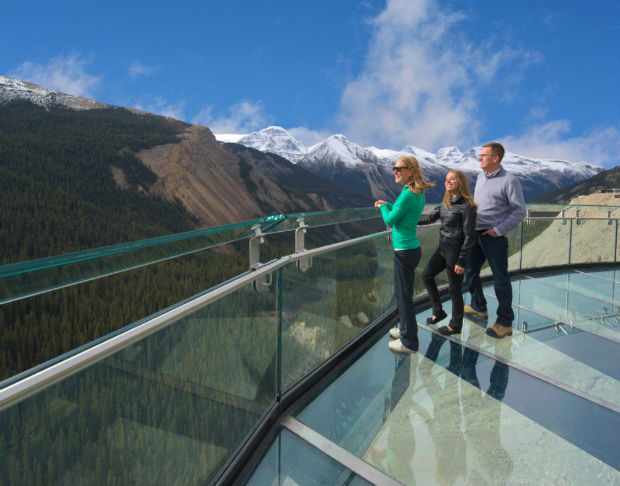 5 Glacier Skywalk