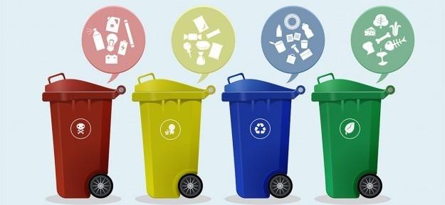 come smaltire correttamente i rifiuti
