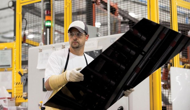 Record d'efficienza per il fotovoltaico in film sottile