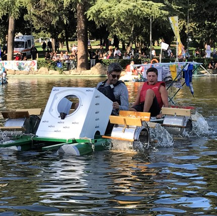 Re Boat Roma Race