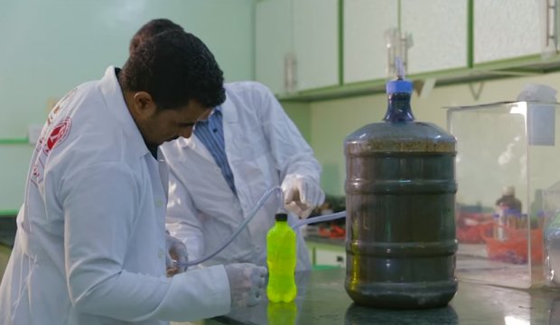 produrre biogas