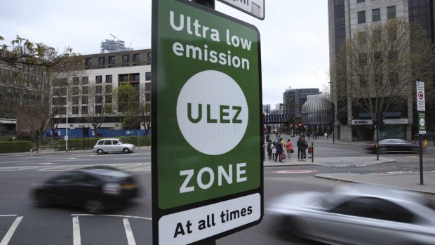 ultra low emission zone