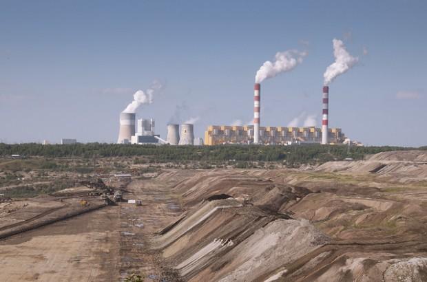 Bełchatów centrale carbone
