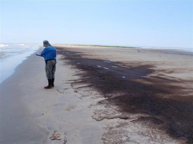 petrolio grezzo deepwater horizon