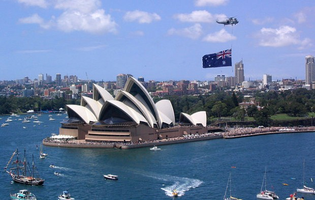 Australia fer