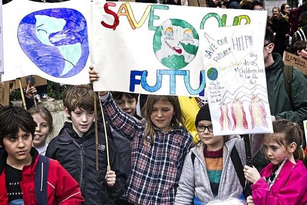 sciopero climatico globale