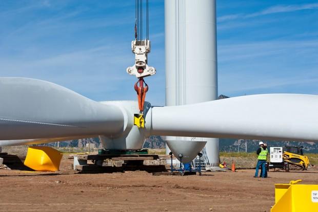 Credit: National Wind Technology Center (NWTC) - Dennis Schroeder