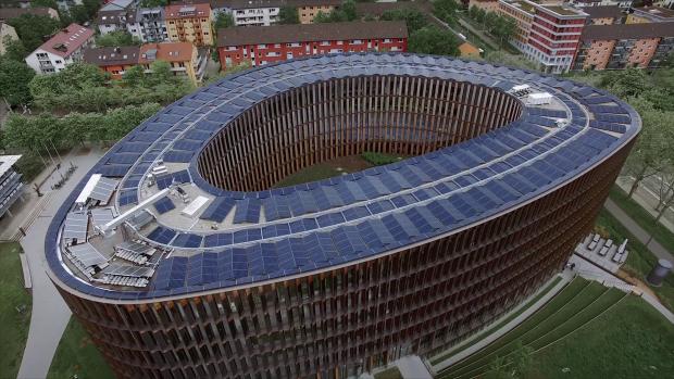 edificio a energia zero