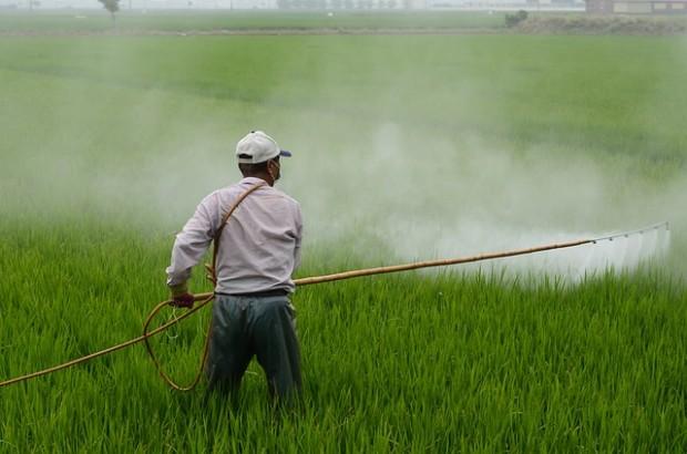pesticidi dannosi