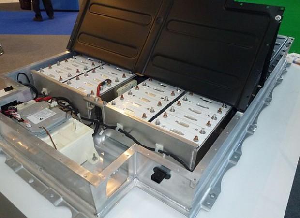 Riciclaggio delle batterie