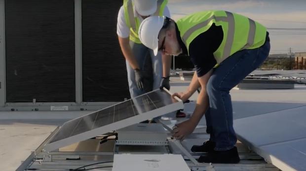 Fotovoltaico con accumulo integrato