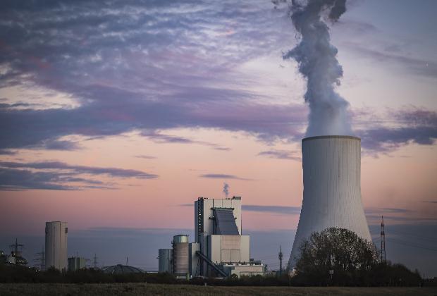 emissioni CO2 della produzione energetica