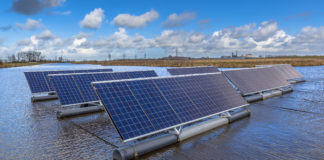 Pannelli solari subacquei