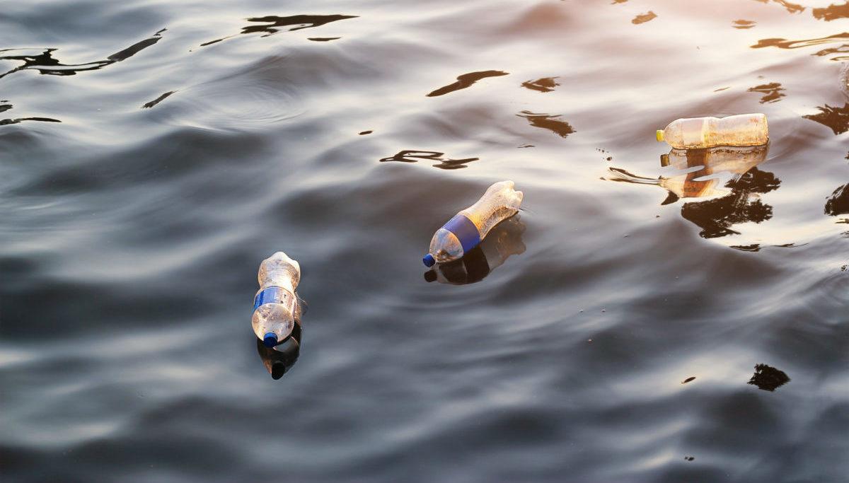 acque contaminate nanoplastiche