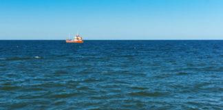estrazione mineraria in alto mare