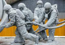 Incendio di Chernobyl