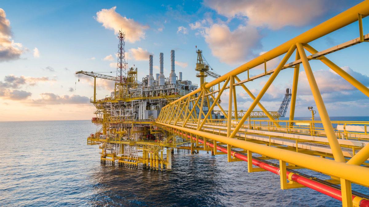 Piattaforme petrolifere offshore
