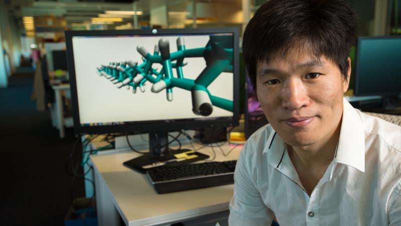 nanofili di carbonio