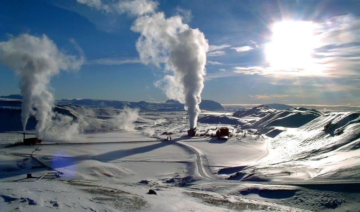 mappa Centrali geotermiche