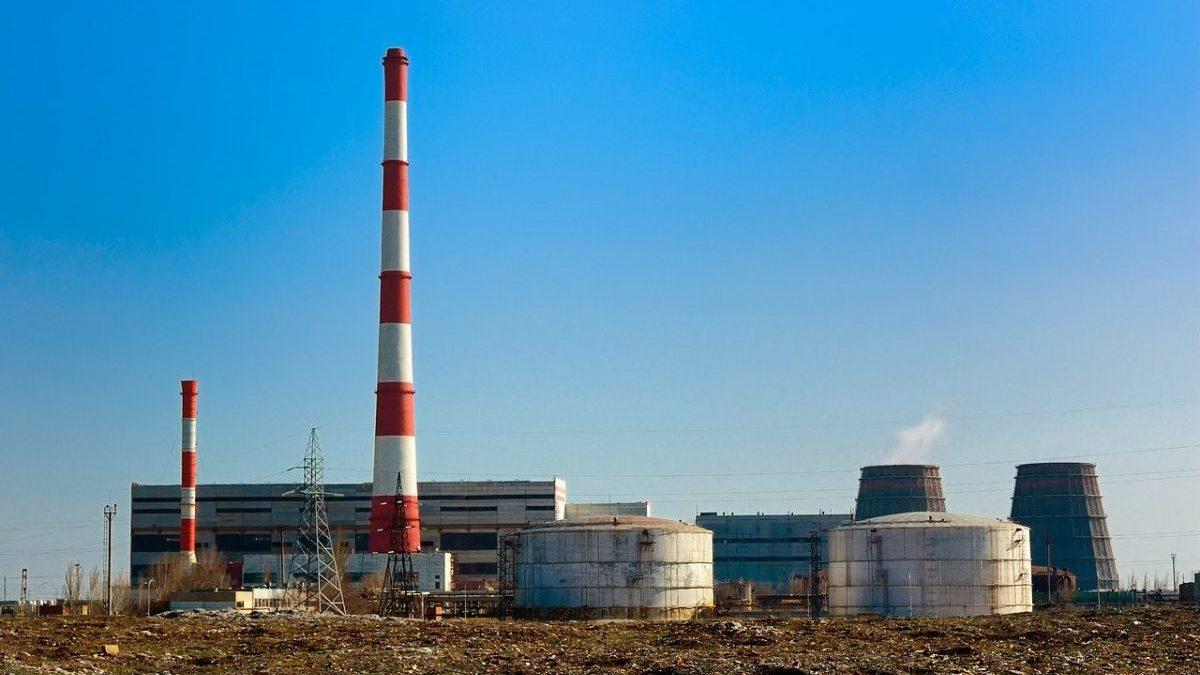 Centrale elettrica a gas