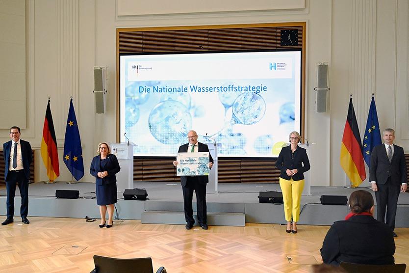 La Germania idrogeno