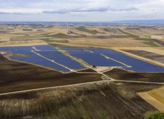 più grande parco fotovoltaico d'Italia