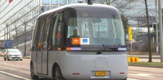 Trasporto pubblico autonomo