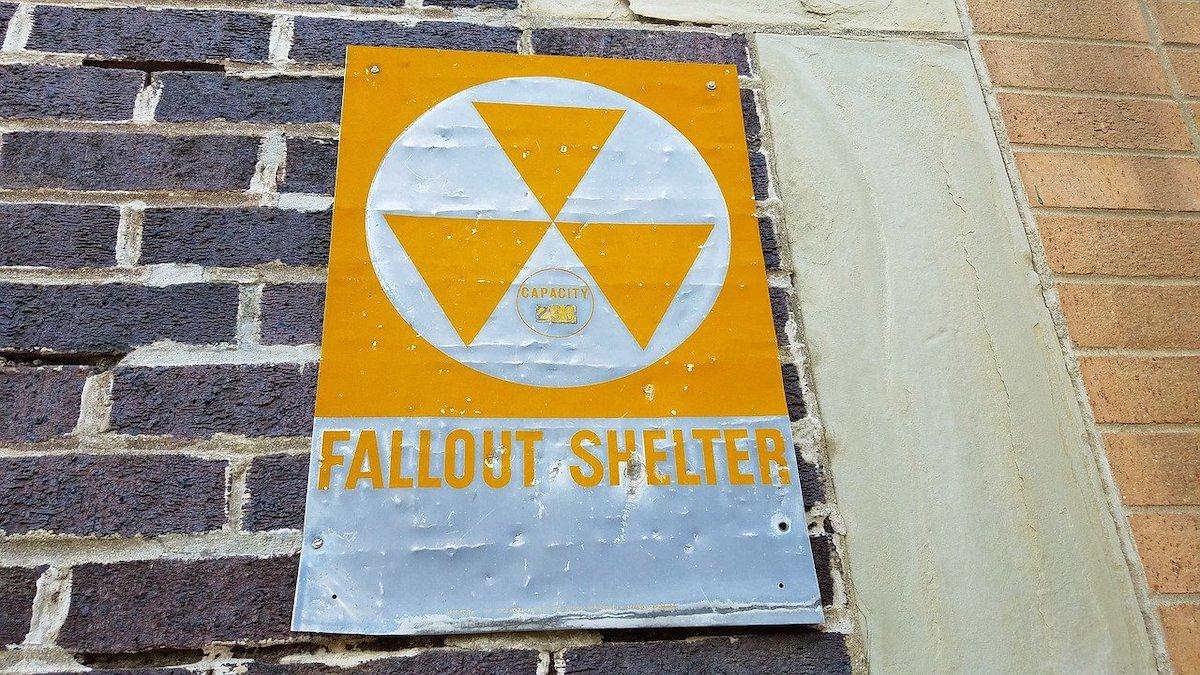 fallout radioattivi