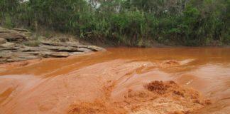 Disastro ambientale in Brasile