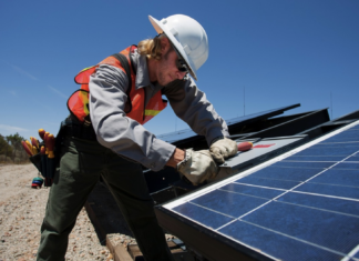posti di lavoro nelle energie rinnovabili