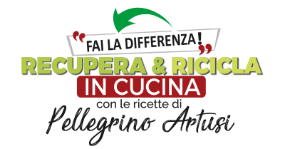riciclo in cucina