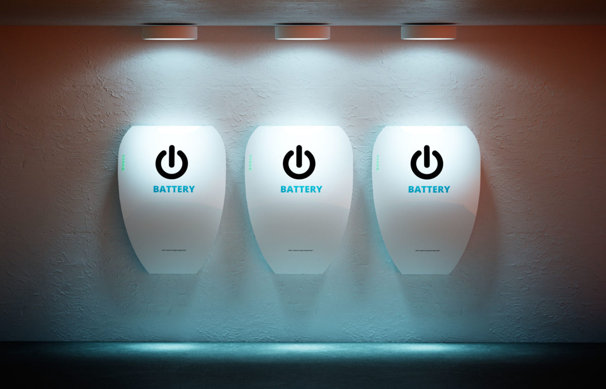 Batterie residenziali