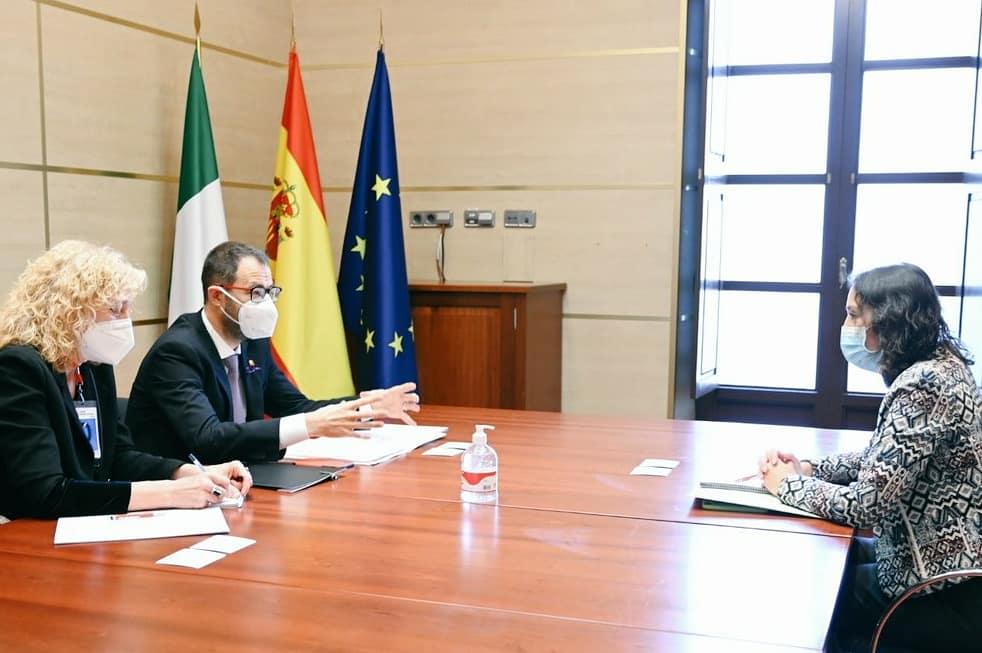 Vertice Italia-Spagna