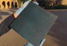 celle solari in perovskite