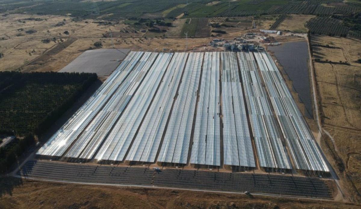 centrali solari termodinamiche