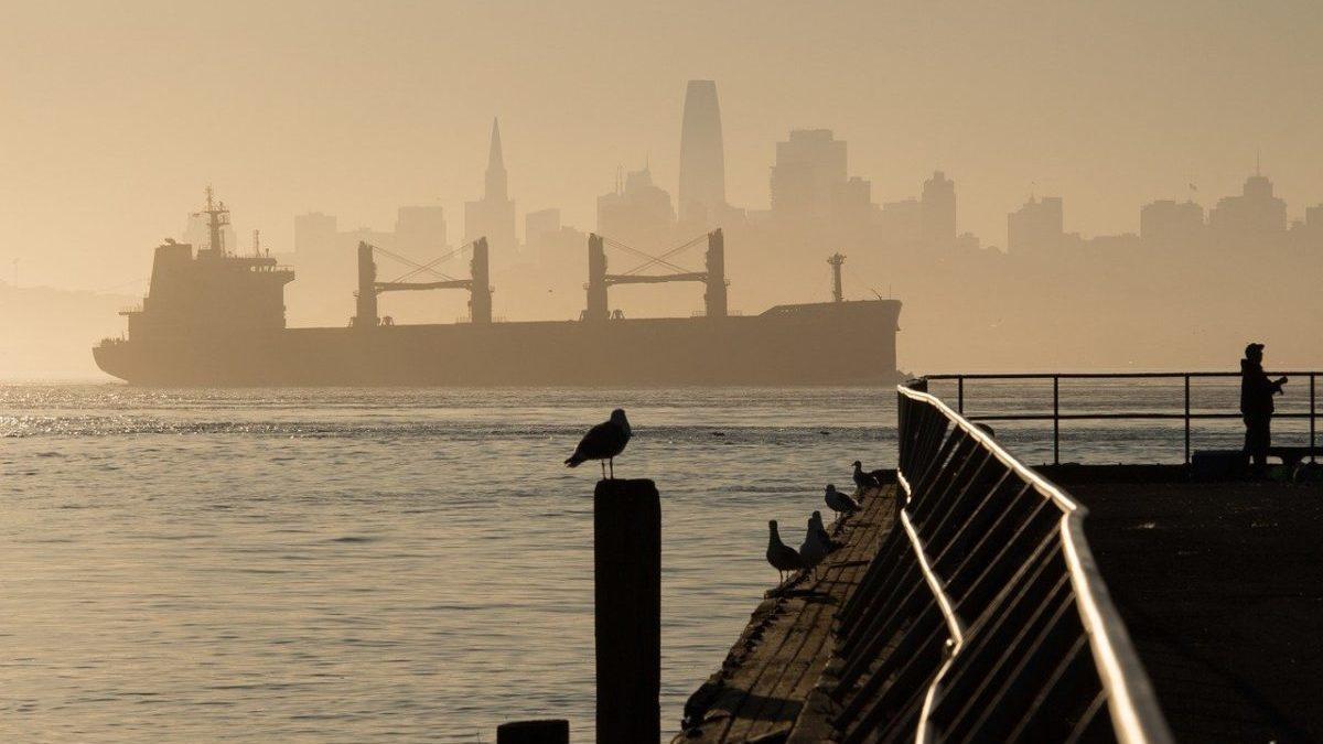 Emissioni delle navi