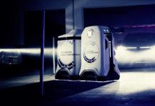 robot di ricarica mobile