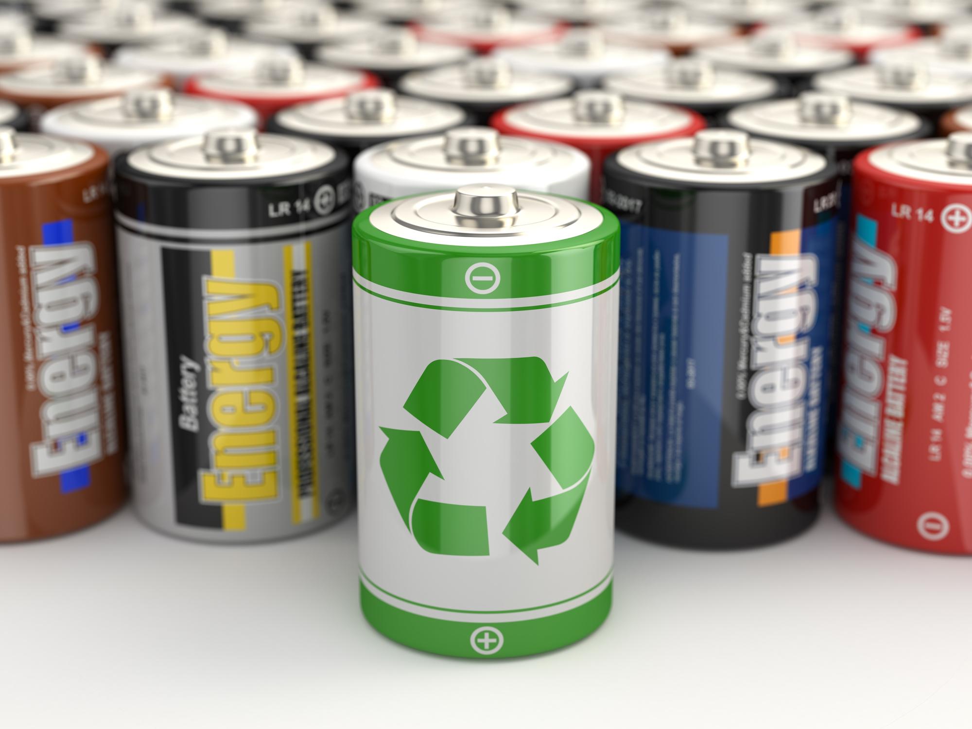 regolamento batterie sostenibili