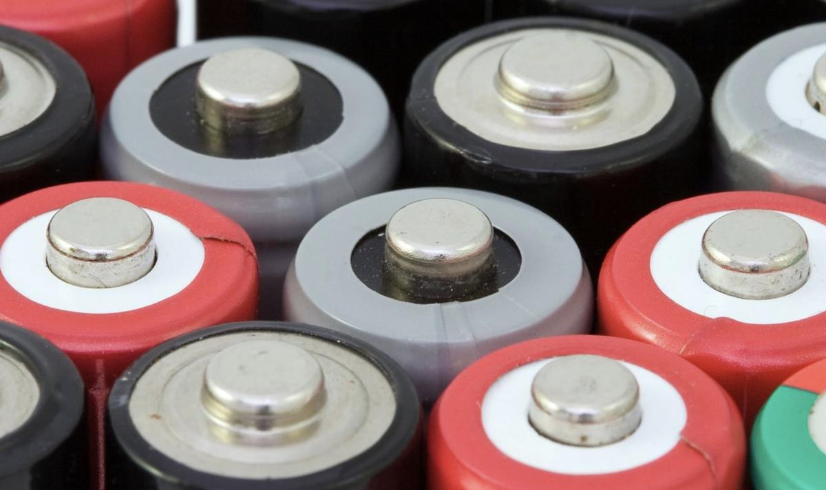 batteria solida litio-metall