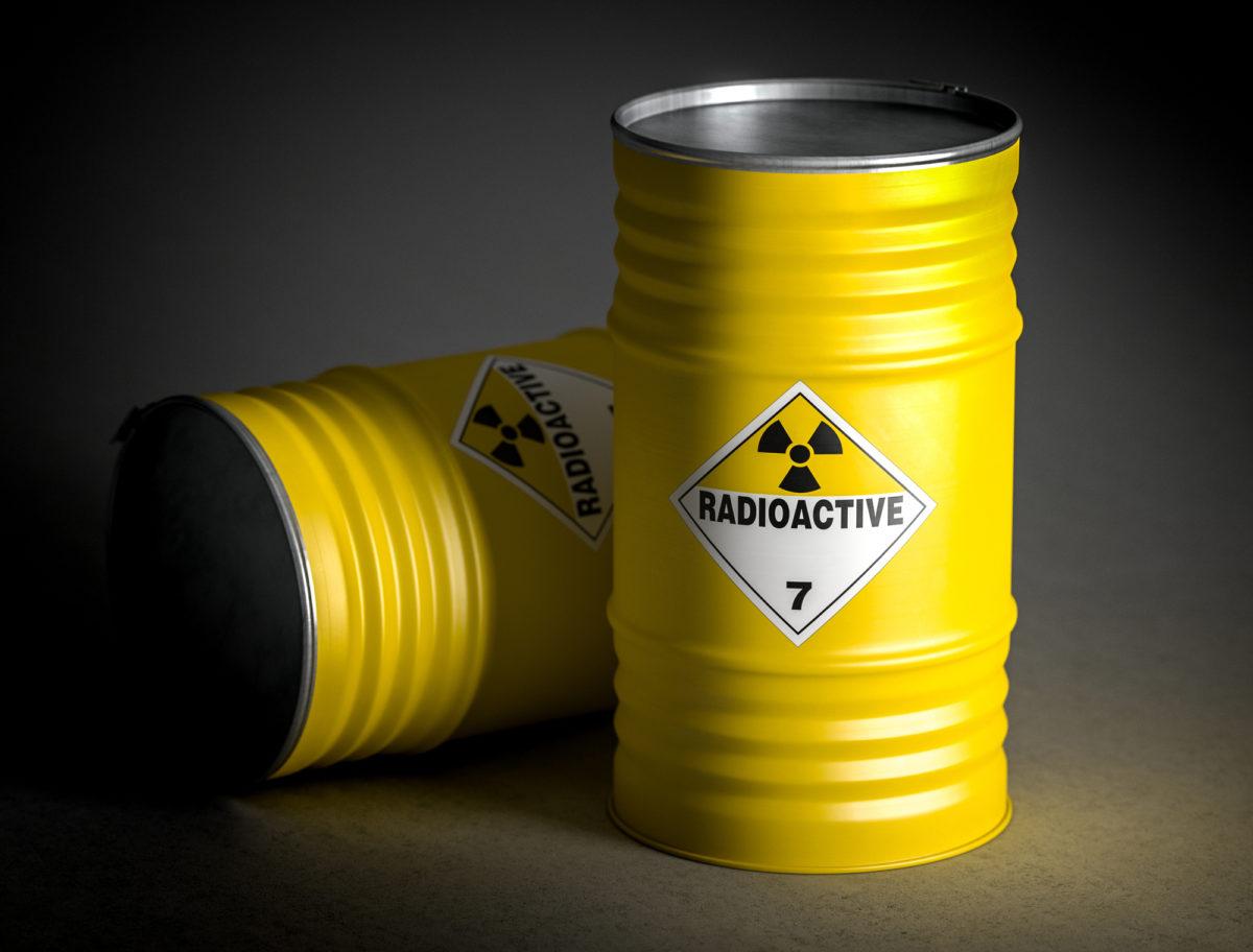 Deposito nucleare
