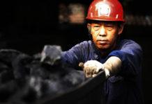 Carbone: produzione record in Cina, estratti 3,84 mld di tonnellate