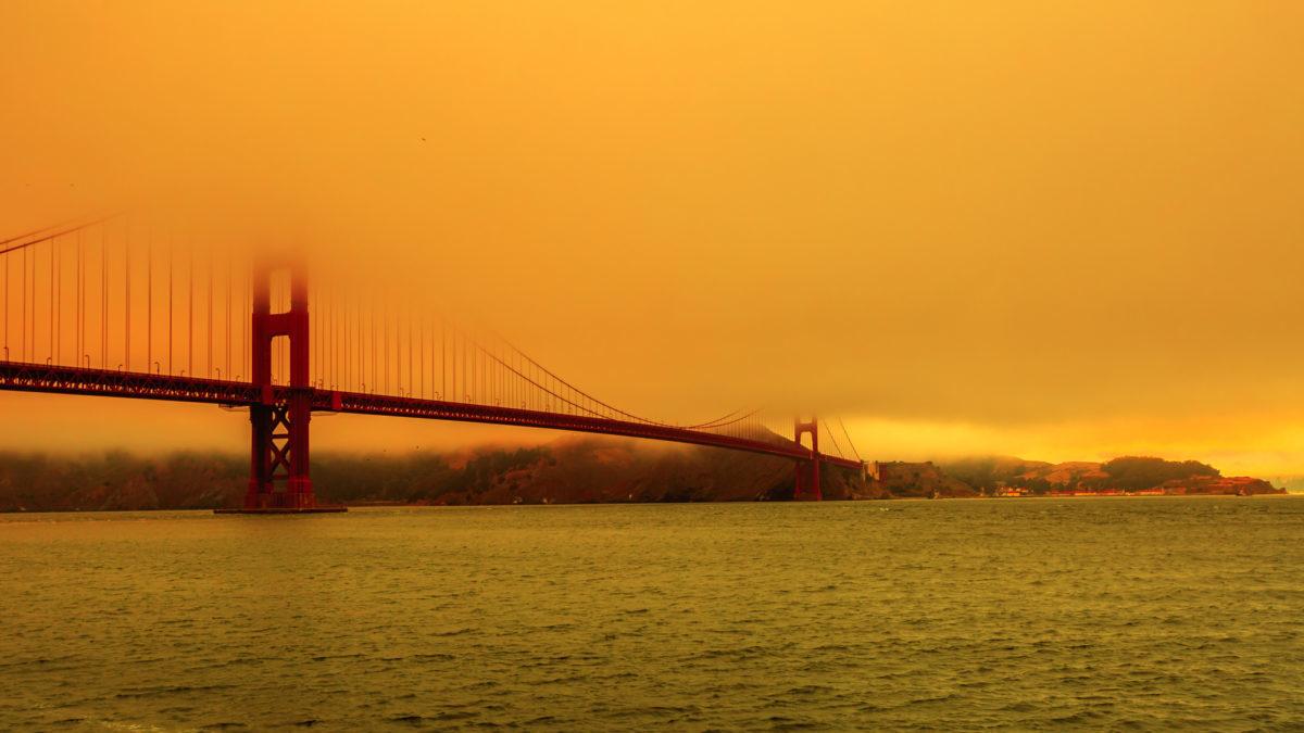 Inquinamento atmosferico: negli USA il 25% dipende dagli incendi della West Coast